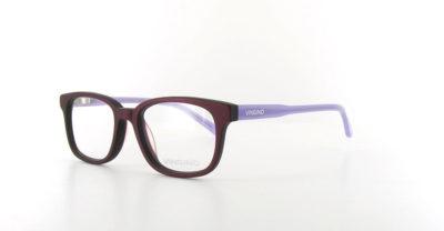Lenny - Burgundy/Lilac