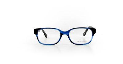 Fabio - blauw/zwart