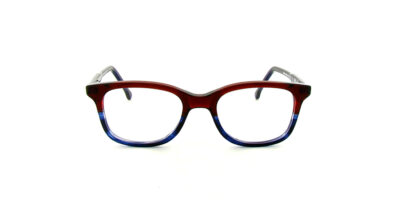 Limited edition - Rood/blauw