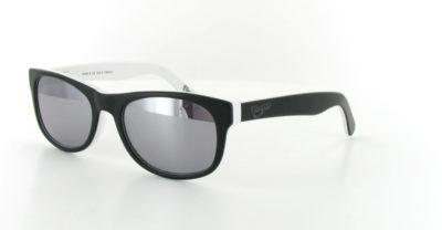 Sun 6 - wit/zwart