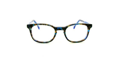 Limited edition - Tortoise blauw